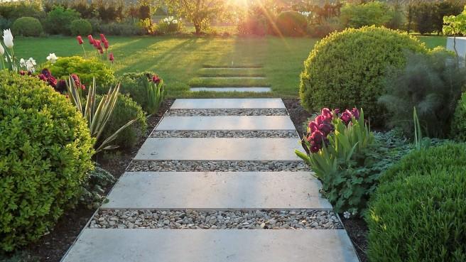 Ein Familiengarten für Pflanzenliebhaber