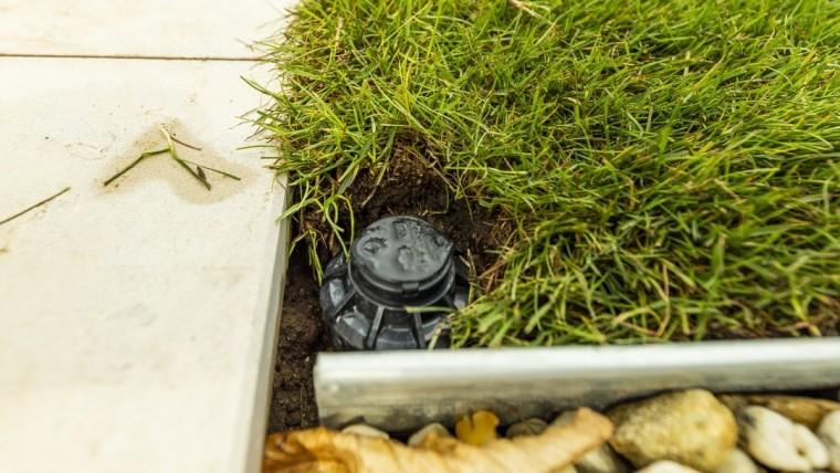Bewässerung - vollautomatisch