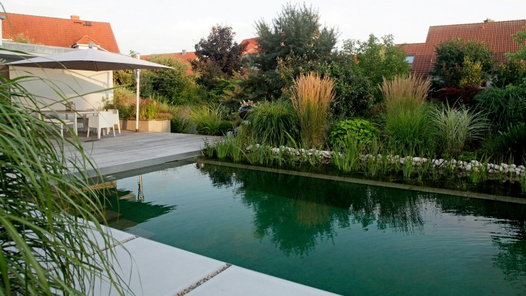 Swimming-Teich